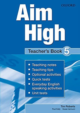 Aim High Level 5 Teacher's Book: A new secondary course which helps students become successful, independent language learners
