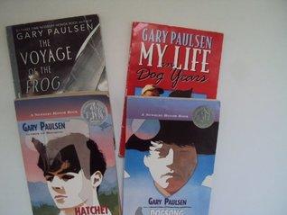 Gary Paulson Books - 5 Pack (Book Sets for YA : Grade 5 - 9)