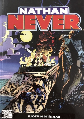 Nathan Never (Nathan Never Cilt, #4)