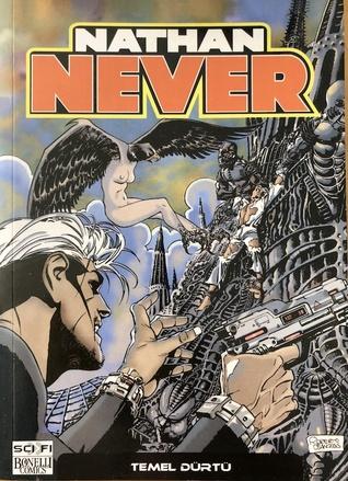 Nathan Never (Nathan Never Cilt, #8)