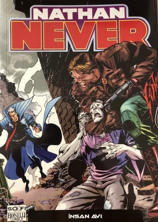 Nathan Never (Nathan Never Cilt, #3)