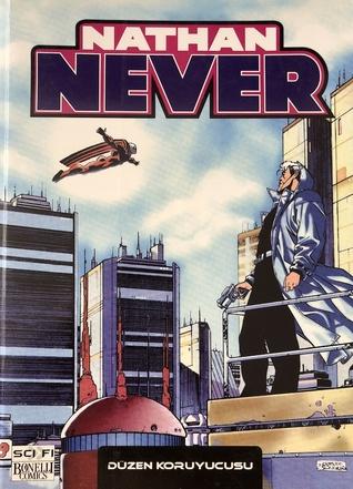 Nathan Never (Nathan Never Cilt, #12)