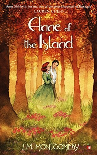 Anne of the Island - Unabridged & Illustrated - [Spark Notes] -