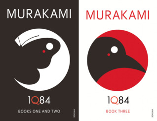 1Q84 Bundle (2 Book Series)