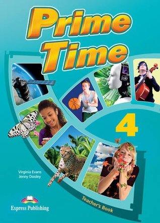 Prime Time (International): Teacher's Book 4