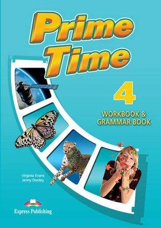 Prime Time (International): Workbook & Grammar Book 4