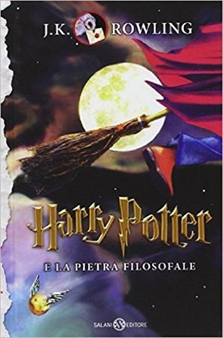 Harry Potter Collection in Italian - 7 volumes