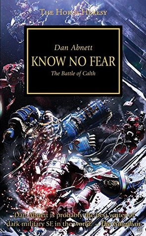Know No Fear (Warhammer 40,000 40K 30K Games Workshop)