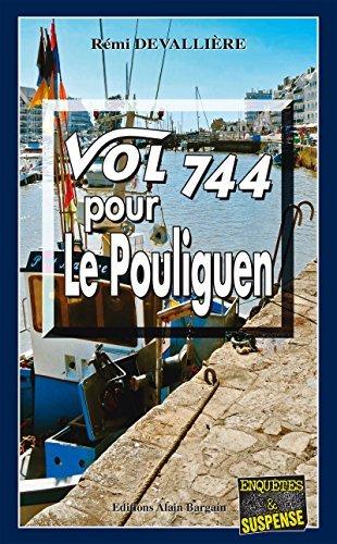 Vol 744 pour Le Pouliguen: Polar breton