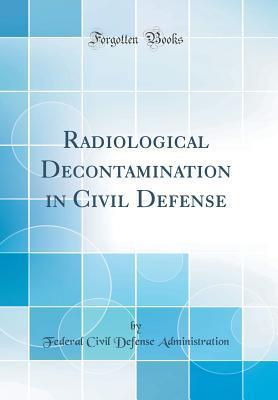 Radiological Decontamination in Civil Defense