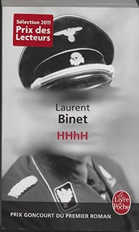 HHhH [ Prix Goncourt du Premier Roman en 2010 ]