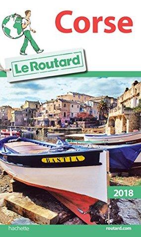 Guide du Routard Corse 2018