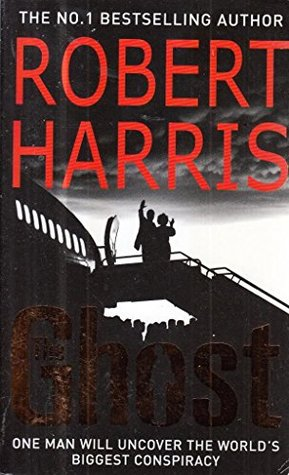 Robert Harris Collection: Pompeii / Selling Hitler / The Ghost
