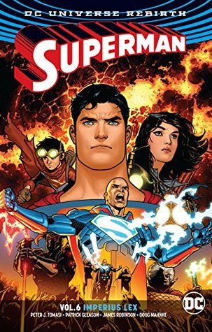 Superman, Volume 6: Imperius Lex (Rebirth)