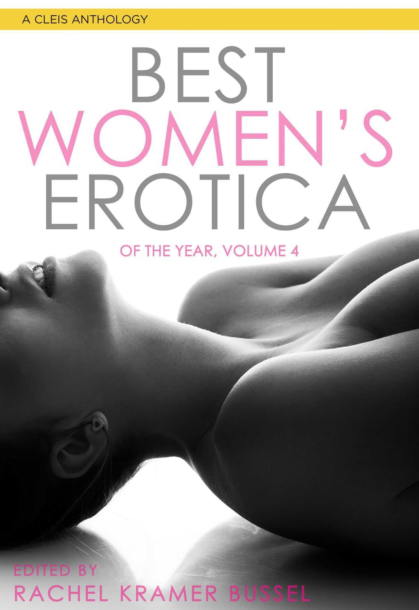 Best Women's Erotica of the Year Volume 4