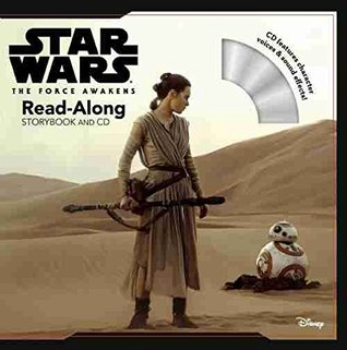 Star Wars - The Force Awakens - Exclusive Read-Along Storybook And CD + Limited Edition Poster Inside