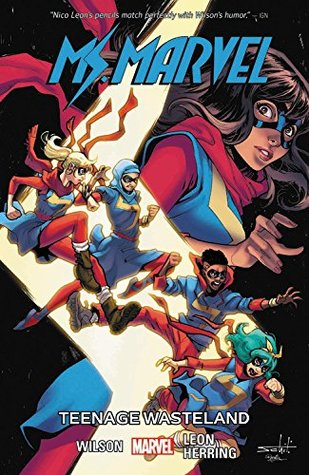 Ms. Marvel, Vol. 9