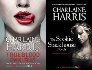 Sookie Stackhouse Omnibus (2 Book Series)