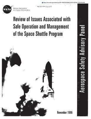 Review of Issues Associated with Safe Operation and Management of the Space Shuttle Program