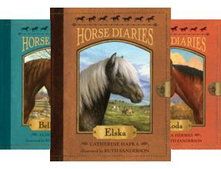 Horse Diaries Series (15 Book Series)