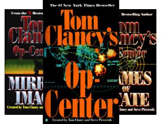 Tom Clancy's Op-Center (12 Book Series)