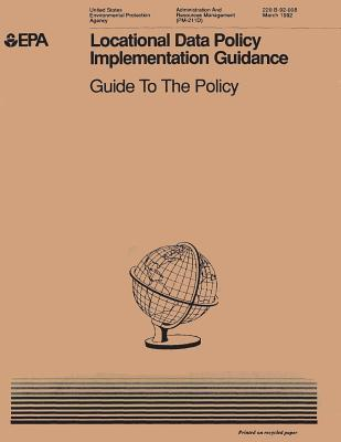 Locational Data Policy Implementation Guidance: Guide to the Policy
