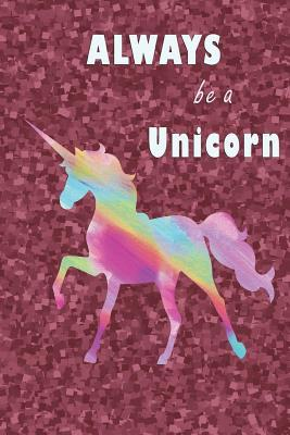 The 2019 Planner: Be a Unicorn 3.1