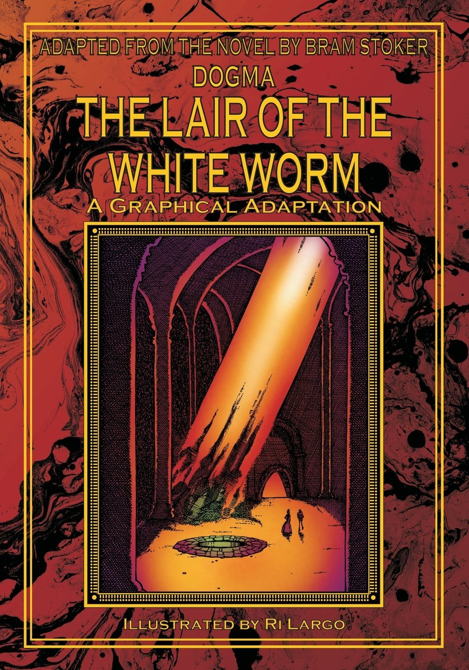 The Lair of the White Worm: A Graphical Adaptation