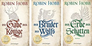Robin Hobb Collection Soldier Son Trilogy Series (1-3) 3 Books Bundle Gift Wrapped Slipcase Specially For You
