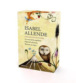 TRILOGIA INVOLUNTARIA ESTUCHE ISABEL ALLENDE