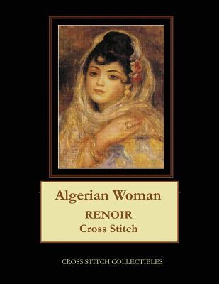 Algerian Woman: Renoir Cross Stitch Pattern