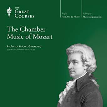 The Chamber Music of Mozart