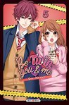 Be-Twin you & me T05 by Saki Aikawa