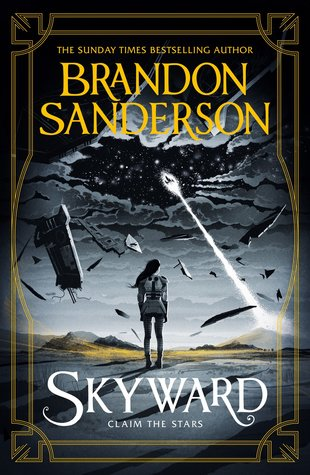 Image result for skyward by brandon sanderson