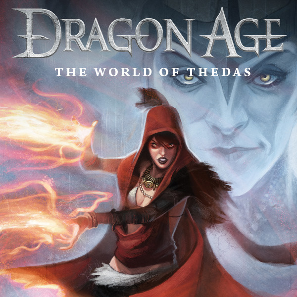 Dragon Age: The World of Thedas (Issues) (2 Book Series)