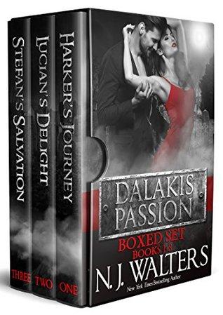 Dalakis Passion Boxed Set: Books 1–3