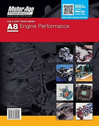 ASE DVD Study Guide A8 Engine Performance by Motor Age Training