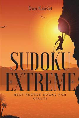 Sudoku Extreme: Best Puzzle Books for Adults