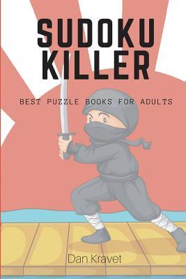 Sudoku Killer: Best Puzzle Books for Adults