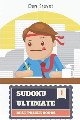 Sudoku Ultimate: Best Puzzle Books for Adults