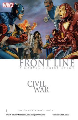 Civil War: Front Line, Vol. 1