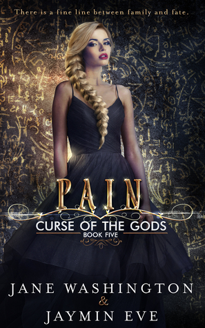 Pain (Curse of the Gods #5)