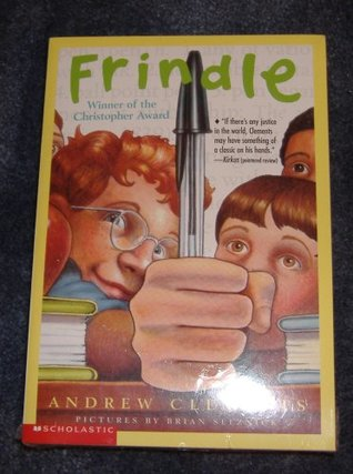 Andrew Clements Pack