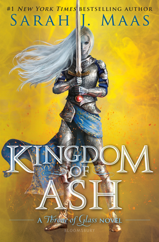 3 Reasons To Read…Kingdom of Ash by Sarah J. Maas