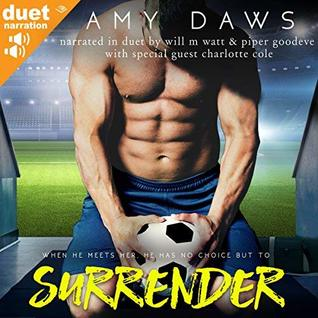 Surrender by Amy Daws