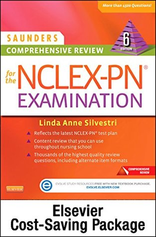 Saunders Comprehensive Review for the NCLEX-PN® Examination - Elsevier eBook on VitalSource + Evolve Access (Retail Access Cards), 6e