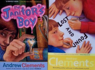The Janitor's Boy & Lost and Found - 2 Book