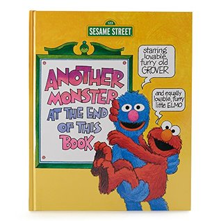 Sesame Street Another Monster at the End of This Book with Elmo Plush Toy