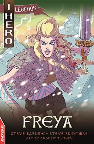EDGE: I HERO: Legends: Freya