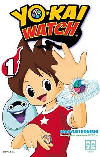 Yo-Kai Watch Chapitre 1